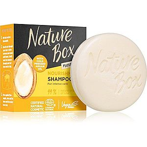 Nature Box Argan tuhý šampon s vyživujícím účinkem 85 g obraz
