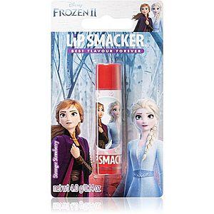 Lip Smacker Disney Frozen Elsa & Anna balzám na rty příchuť Stronger Strawberry 4 g obraz