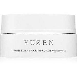 Yuzen Intense Extra Nourishing Day Moisturiser hloubkově regenerační krém pro zpevnění pleti 50 ml obraz