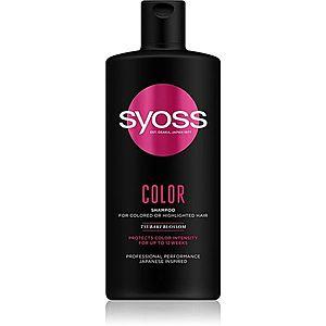 Syoss Color Tsubaki Blossom šampon pro barvené vlasy 440 ml obraz