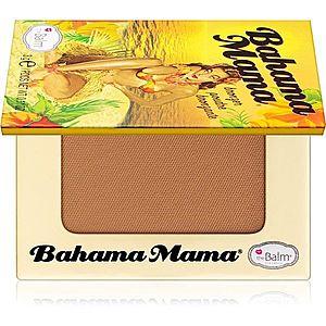 theBalm Bahama Mama Travel Size bronzer, stíny a konturovací pudr v jednom 3 g obraz