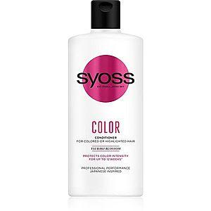 Syoss Color Tsubaki Blossom kondicionér pro barvené vlasy 440 ml obraz