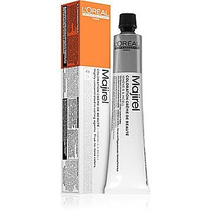 L'Oréal Professionnel Majirel barva na vlasy odstín 6.40 Rubilane Dark Intense Copper Blonde 50 ml obraz