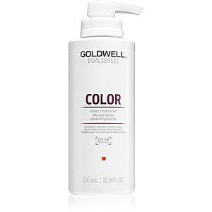 Goldwell Dualsenses Color regenerační maska pro normální až jemné barvené vlasy 500 ml obraz