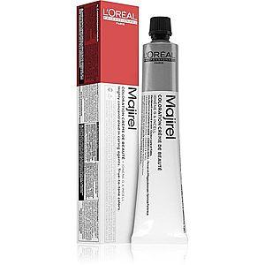 L'Oréal Professionnel Majirel barva na vlasy odstín 6.64 Rubilane Dark Extra Red Copper Blonde 50 ml obraz