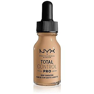 NYX Professional Makeup Total Control Pro Drop Foundation make-up odstín 10 - Buff 13 ml obraz