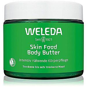 Weleda Skin Food intenzivní tělové máslo pro suchou až velmi suchou pokožku Glass Jar 150 ml obraz