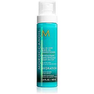 Moroccanoil Hydration bezoplachový kondicionér ve spreji pro hydrataci a lesk 160 ml obraz