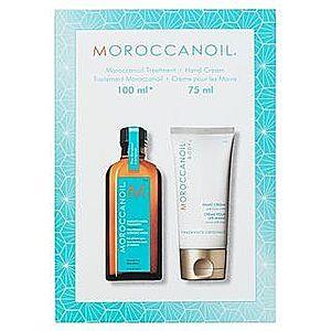 Moroccanoil Treatment & Hand Cream Duo olej pro všechny typy vlasů 100 ml + 75 ml obraz