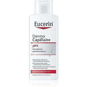 Eucerin DermoCapillaire šampon pro citlivou pokožku hlavy obraz