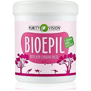 Purity Vision BioEpil depilační cukrová pasta 400 g obraz