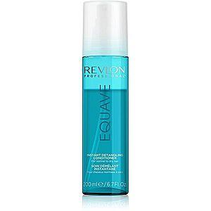 Revlon Professional Equave Hydro Nutritive bezoplachový hydratační kondicionér ve spreji 200 ml obraz