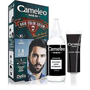 Delia Cosmetics Cameleo Men barva na vlasy pro muže obraz