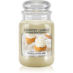 Country Candle Vanilla Cupcake vonná svíčka 652 g obraz
