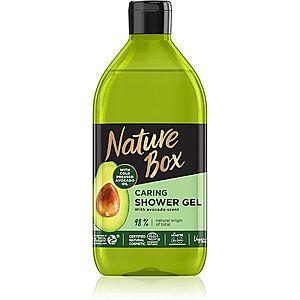 Nature Box Avocado pečující sprchový gel 385 ml obraz
