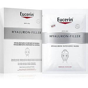 Eucerin Hyaluron-Filler hyaluronová intenzivní maska 4 ks obraz
