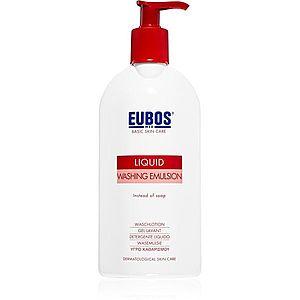 Eubos Basic Skin Care Red mycí emulze bez parabenů 400 ml obraz