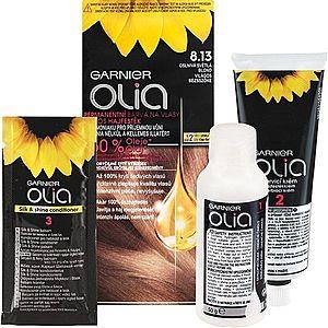 Garnier Olia barva na vlasy odstín 8.13 Sandy Blonde obraz