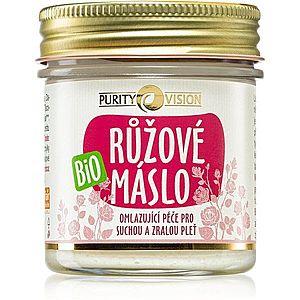 Purity Vision Růžové máslo komplexní omlazující péče 120 ml obraz
