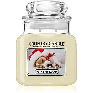 Country Candle Winter's Nap vonná svíčka 453.6 g obraz