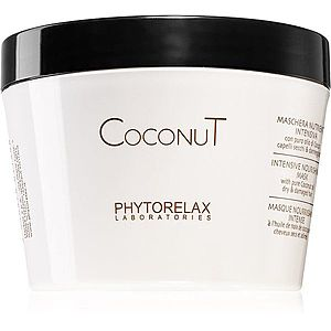 Phytorelax Laboratories Coconut hydratační maska na vlasy s kokosovým olejem 250 ml obraz