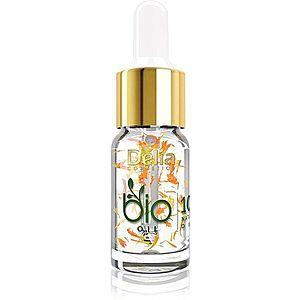 Delia Cosmetics Bio Nutrition After Hybrid vyživující olej na nehty a nehtovou kůžičku 10 ml obraz