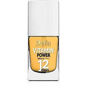 Delia Cosmetics Vitamin Power 12 Days vitamínový kondicionér na nehty 11 ml obraz