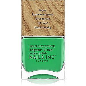 Nails Inc. Vegan Nail Polish dlouhotrvající lak na nehty odstín Mother Earth's Calling 14 ml obraz