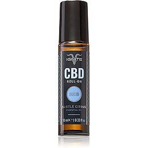 Ignite CBD Subtle Citrus 1000mg esenciální vonný olej roll-on 10 ml obraz