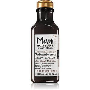 Maui Moisture Detoxifying + Volcanic Ash zvláčňující tělové mléko 385 ml obraz