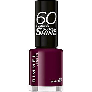 Rimmel 60 Seconds Super Shine lak na nehty obraz