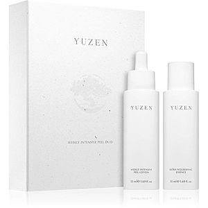 Yuzen Duo Weekly Intenstive Peel kosmetická sada (pro obnovu povrchu pleti) obraz