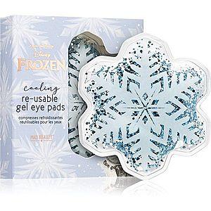 Mad Beauty Frozen gelové polštářky na oči 2 ks obraz