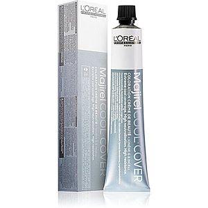 L'Oréal Professionnel Majirel Cool Cover barva na vlasy odstín 6 Dark Blonde 50 ml obraz