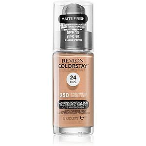 Revlon Cosmetics ColorStay™ dlouhotrvající matující make-up SPF 15 odstín 250 Fresh Beige 30 ml obraz