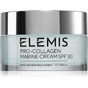 Elemis Pro-Collagen Marine Cream SPF 30 denní protivráskový krém SPF 30 50 ml obraz