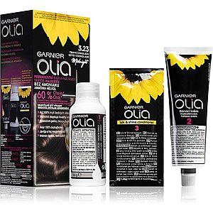 Garnier Olia barva na vlasy odstín 3.23 Black Amber obraz