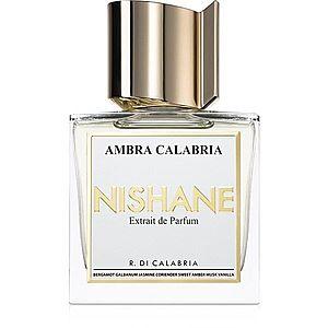 Nishane Ambra Calabria parfémový extrakt unisex 50 ml obraz