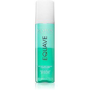 Revlon Professional Equave Volumizing bezoplachový kondicionér ve spreji pro jemné vlasy 200 ml obraz