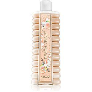 Avon Bubble Bath Peach Velvet pěna do koupele 500 ml obraz