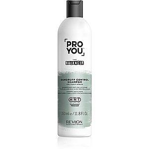 Revlon Professional Pro You The Balancer zklidňující šampon proti lupům 350 ml obraz