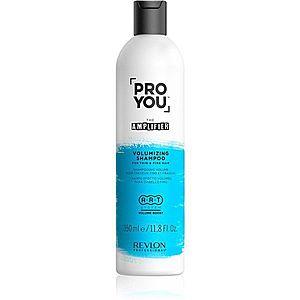 Revlon Professional Pro You The Amplifier objemový šampon pro jemné a zplihlé vlasy 350 ml obraz