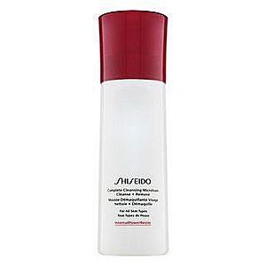 Shiseido Complete Cleansing Microfoam čisticí pěna 2 v 1 s hydratačním účinkem 180 ml obraz