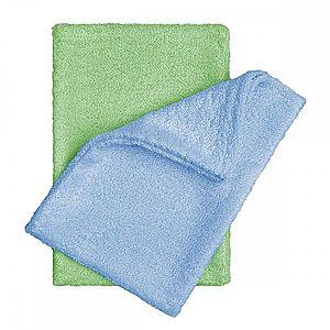 T-tomi Koupací žínky - rukavice 2 ks modrá + zelená obraz