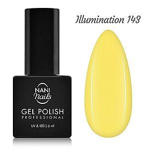 NANI gel lak 6 ml - Illumination obraz