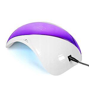 Ráj nehtů UV/LED Lampa K1 48W - fialová obraz
