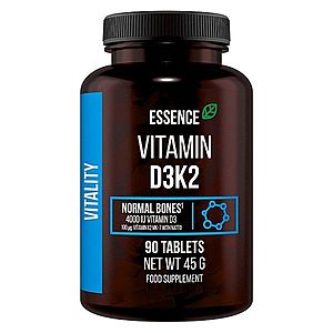 D3 K2 - Essence Nutrition 90 tbl. obraz