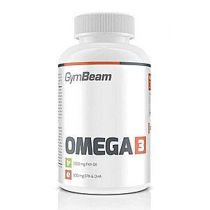 Omega 3 - GymBeam 60 kaps. obraz