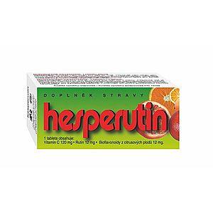 Naturvita Hesperutin 60 tablet obraz