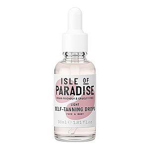 ISLE OF PARADISE - Self Tanning Water Drops - Samoopalovací kapky obraz